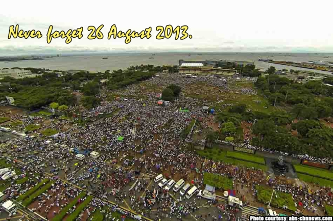 Million People March at Luneta